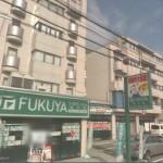 国道沿い・御殿山駅すぐ・2階