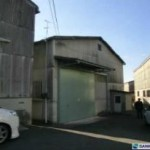 ロードサイド倉庫・クレーン付・約102坪