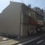 宮之阪商店街通り・飲食可能