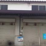 倉庫、交野市星田、駐車スペース2台分付