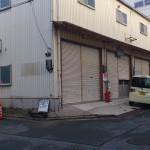 枚方市村野・倉庫・24坪