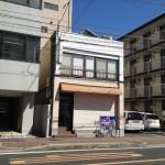 枚方市駅徒歩4分・1階店舗・15坪