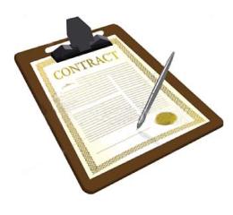 物件の契約